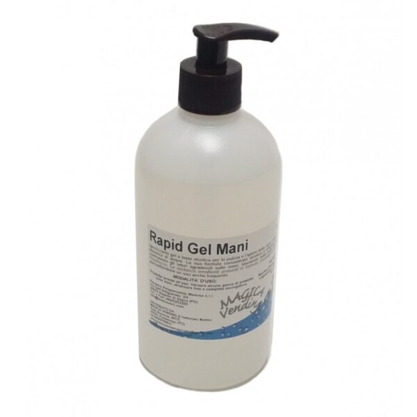 rapid gel mani - clean tech -