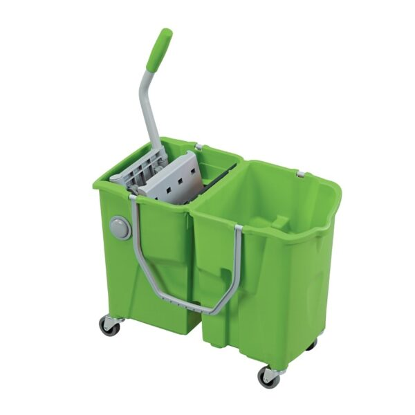 Carrello doppiavasca Dolly-clean tech-