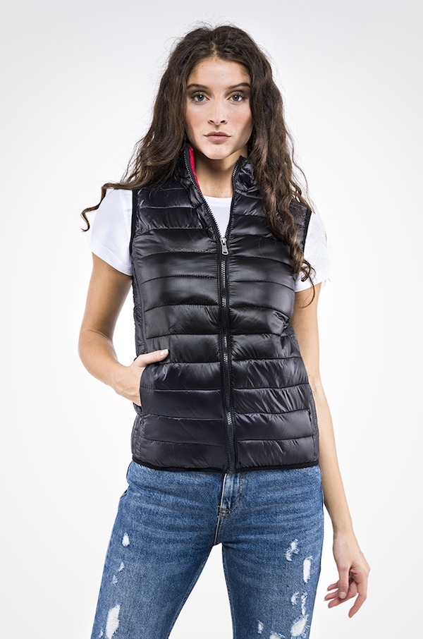gilet funny donna-clean tech-