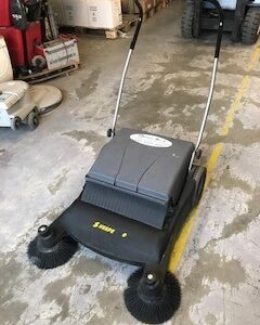 Spazzatrice Manuale Twin Sweeper 80
